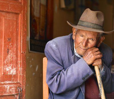 Elder From Mollepata