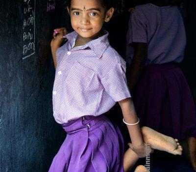 Indian Schoolgirl